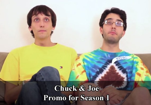 Chuck & Joe Promo for Season 1