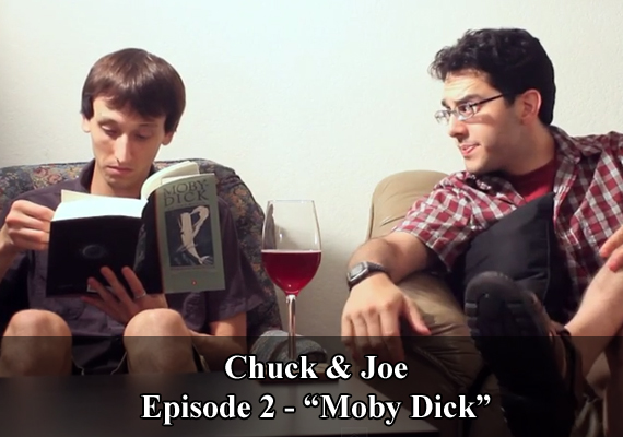 "Chuck & Joe Episode 2 - ""Moby Dick"""