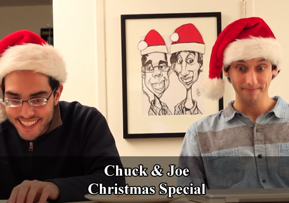 The Chuck & Joe Season 1 Christmas Special